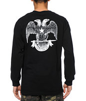 SSUR Legion Black Long Sleeve Tee Shirt