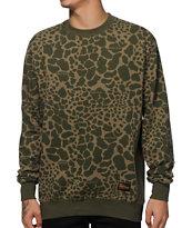 SSUR Standard Puma Camo Crew Neck Sweatshirt