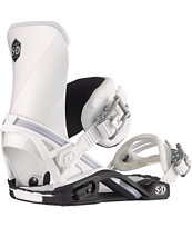 Salomon District Light Snowboard Binding 2014
