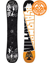 Salomon The Villain 155CM Wide 2014 Snowboard