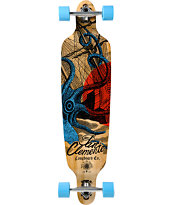 "San Clemente Kraken Racer 40"" Drop Through Longboard Complete"