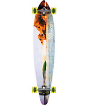 San Clemente Perfecto 46 Pin Tail Longboard Complete