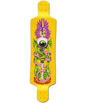 "Santa Cruz Flying Eye 40"" Longboard Deck"
