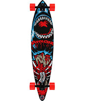 Santa Cruz Land Shark Retro 43.5 Pintail Longboard