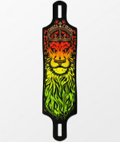 "Santa Cruz Lion God 40"" Longboard Deck"