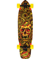 "Santa Cruz Medusa Flex Tech 37.78"" Cruiser Complete"