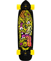 Santa Cruz Rob Face 2 Speedboard 37 Cruiser Complete