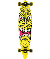 Santa Cruz Rob Face 43 Pin Tail Longboard