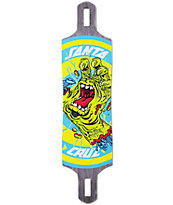 "Santa Cruz Rob Hand 40"" Drop Through Longboard Deck"