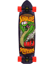 "Santa Cruz Speed Cobra V 37.16"" Longboard Complete"