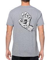 Santa Cruz Tattooed Hand T-Shirt