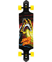 Santa Cruz Wave Hand 42 Drop Through Longboard