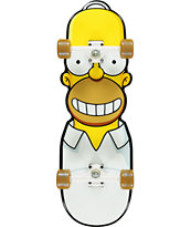 Santa Cruz X Simpsons Homer 31.2 Cruiser Complete Skateboard