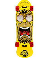 Santa Cruz X Simpsons Homer Face 31.0 Cruiser Complete Skateboard
