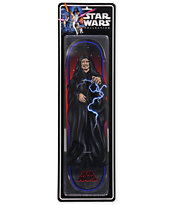 Santa Cruz x Star Wars Collector's The Emperor 8.375 Skateboard Deck