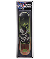 Santa Cruz x Star Wars Collector's Yoda 8.0 Skateboard Deck