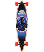 "Santa Cruz x Star Wars Darth Vader 43.5"" Longboard Complete"