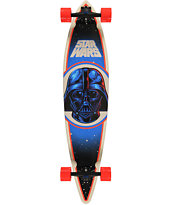 Santa Cruz x Star Wars Darth Vader 43.5 Longboard Complete