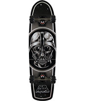 Santa Cruz x Star Wars Darth Vader Jammer 30 Cruiser Complete