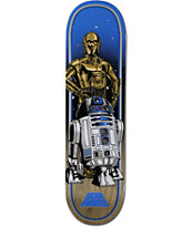 Santa Cruz x Star Wars Droids Shred Ready 8.375 Skateboard Deck