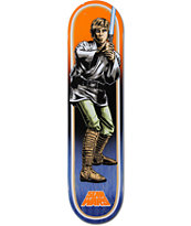 Santa Cruz x Star Wars Luke Skywalker Shred Ready 7.8 Skateboard Deck