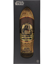 "Santa Cruz x Star Wars R2-D2 Inlay 10.35"" Skateboard Deck"