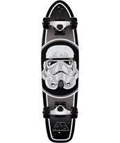 "Santa Cruz x Star Wars Storm Trooper 29"" Cruiser Complete"