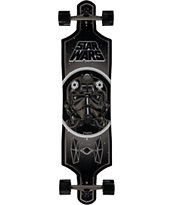Santa Cruz x Star Wars Tie Fighter DT 40 Cruiser Complete