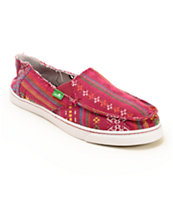 Sanuk Cabrio Poncho Shoes