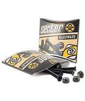 Sector 9 1.5 Inch Bolts