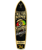Sector 9 A.E.V. 35.5 Cruiser Skateboard Deck
