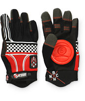 Sector 9 BHNC Checkered Slide Gloves