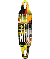 Sector 9 Drifter II 38 Drop Through Longboard Deck