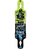 "Sector 9 Dropper 41"" Drop Through Longboard Deck"