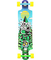 "Sector 9 Faultline 39.5"" Drop Through Longboard Complete"