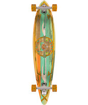 Sector 9 G-Land 44 Bamboo Longboard Complete