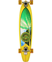 Sector 9 Green Machine 38 Longboard Complete
