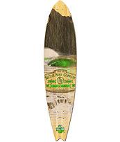 Sector 9 Ireland 38 Bamboo Longboard Deck