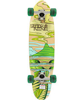 Sector 9 Lava Flow 31.5 Cruiser Complete