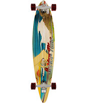 Sector 9 Madeira 44 Bamboo Longboard Complete
