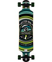 "Sector 9 Meridian 40"" Drop Through Longboard Complete"