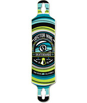 "Sector 9 Meridian 40"" Drop Through Longboard Deck"