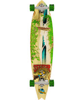 "Sector 9 Nica 39.5"" Bamboo Longboard Complete"