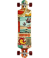 Sector 9 Paradiso 40 Drop Through Longboard Complete