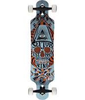 Sector 9 Seeker 39 Drop Through Longboard Complete