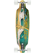 "Sector 9 Shoots 33.5"" Drop Through Longboard Complete"