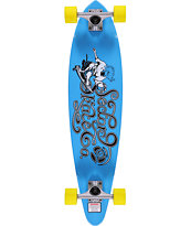 Sector 9 The Express Blue 34.5 Longboard Complete