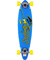 "Sector 9 The Swift Blue 34.5"" Cruiser Complete"