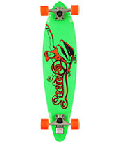 Sector 9 The Swift Green 34.5 Longboard Complete