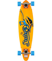 Sector 9 The Swift Orange 34.5 Longboard Complete